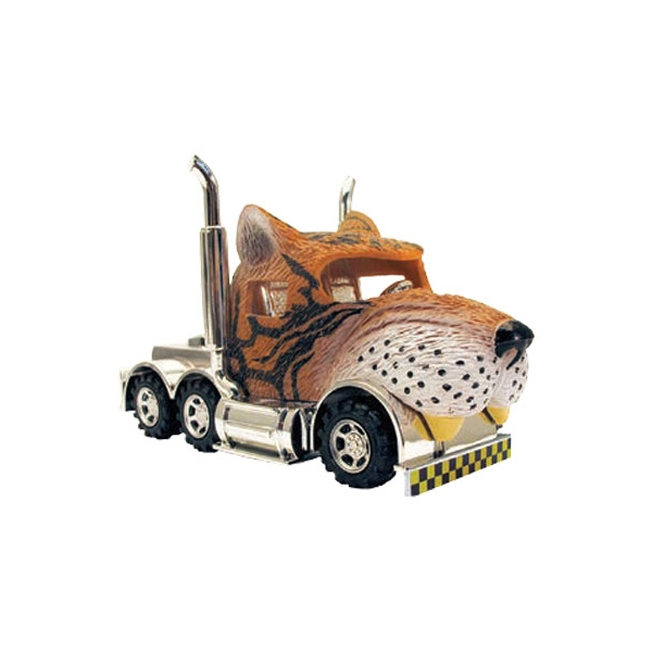 TIGER FRICTION TRUCK