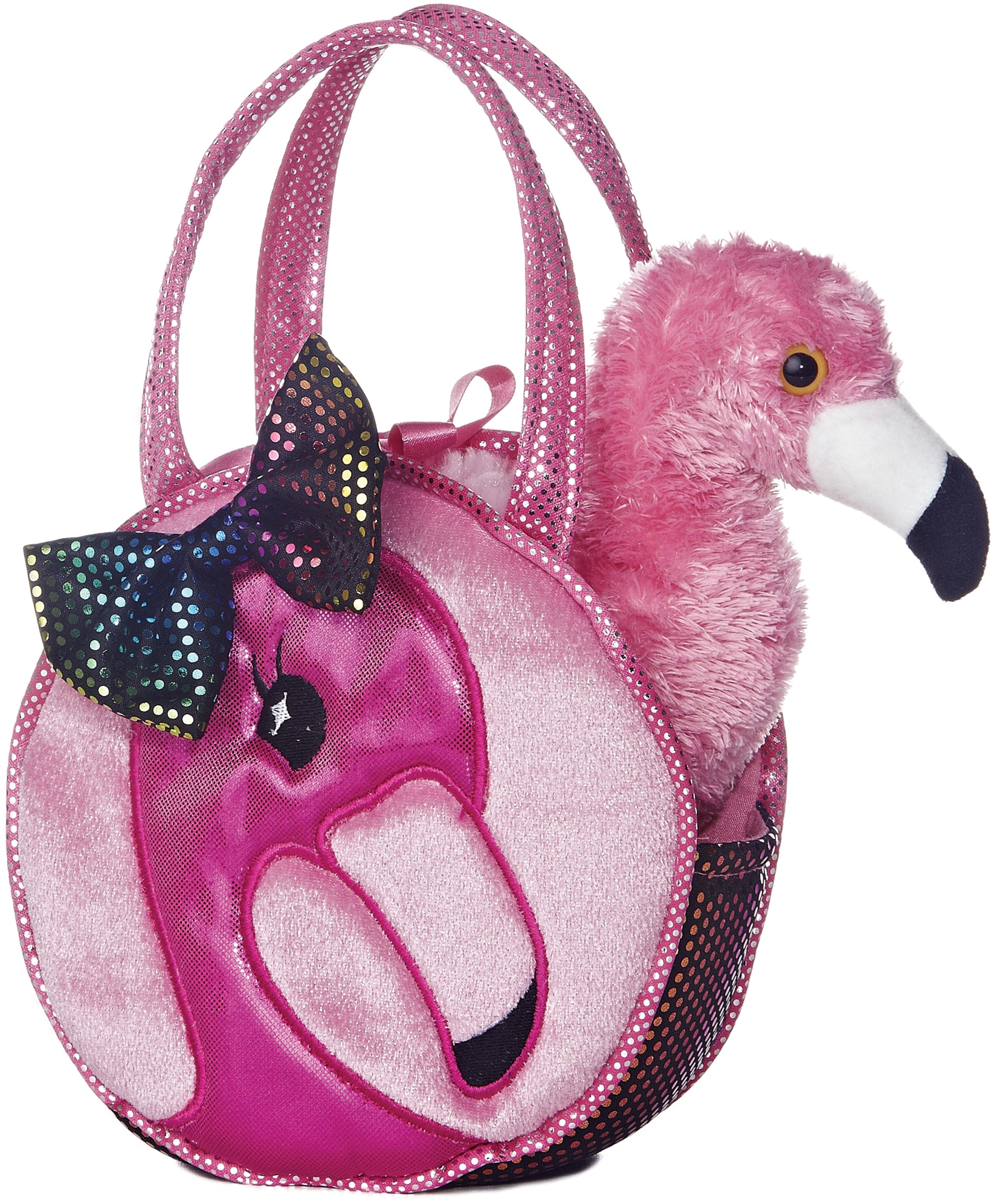 PET CARRIER FLAMINGO
