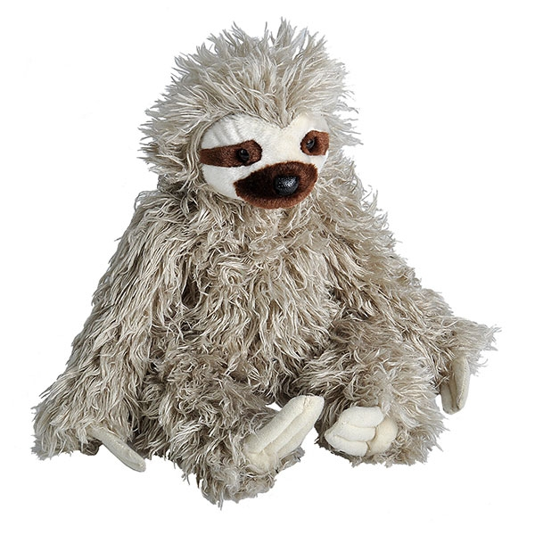 SLOTH THREE TOED PLUSH