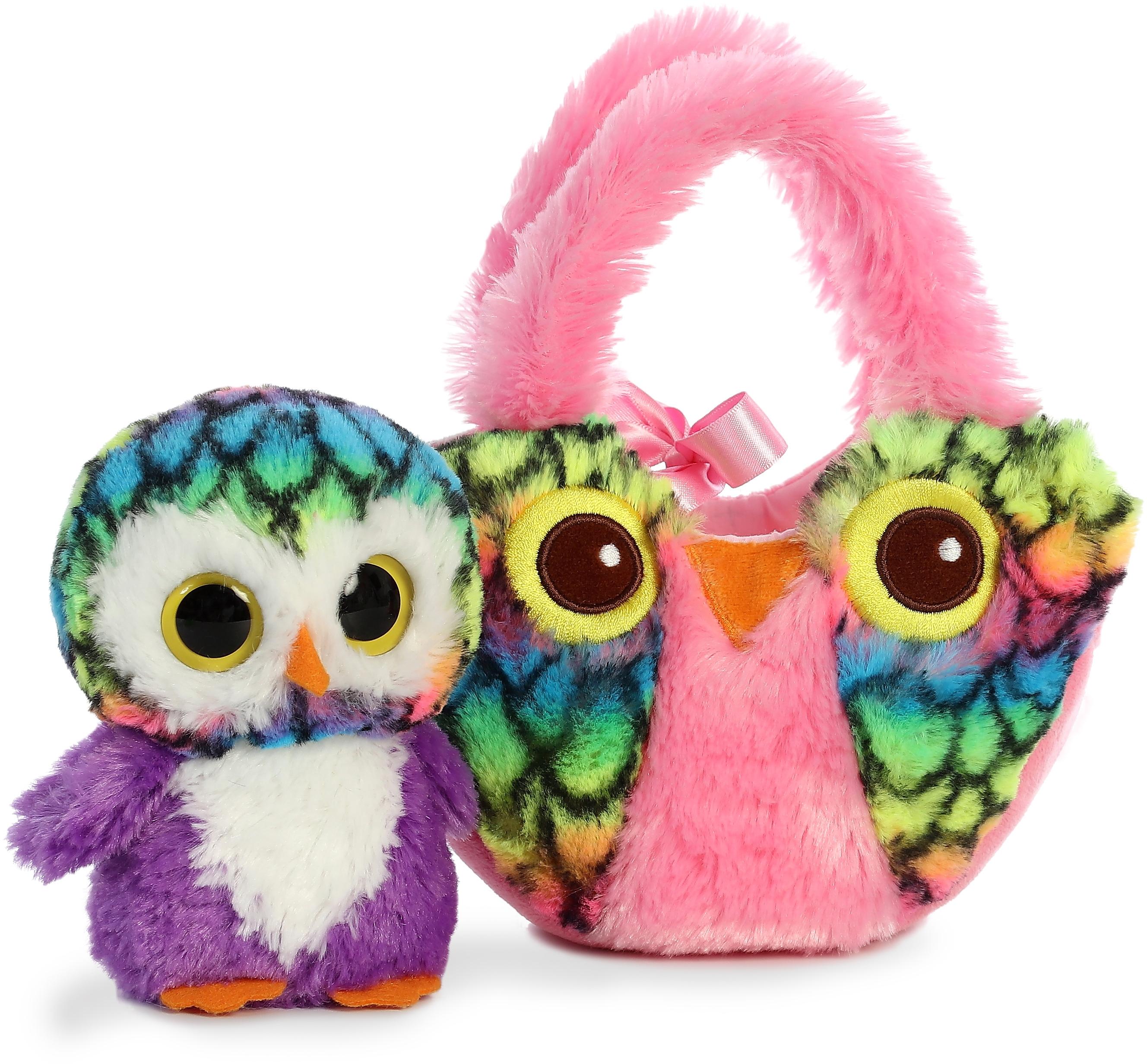 PET CARRIER OWL