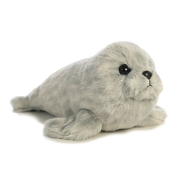 MINI FLOPSIE HARBOR SEAL